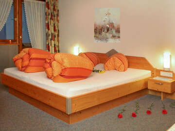 Attractive double rooms